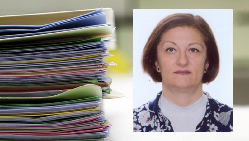 Pllamenka Bojçeva, drejtoreshë e Agjencisë për Qasje të Lirë deri tek Informatat me Karakter Publik